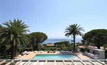 Villa de luxe vue mer a Vallauris, Cannes, Super Cannes