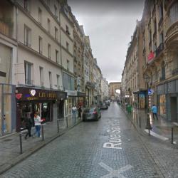 Location Local commercial Paris 2ème 17 m²