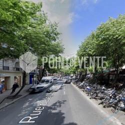 Cession de bail Local commercial Paris 15ème 22 m²