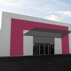 Location Local d'activités Ruaudin 650 m²