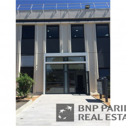 Location Bureau Vitrolles 549 m²