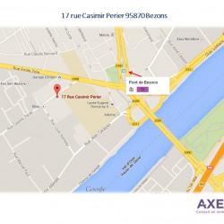 Vente Local d'activités Bezons 400 m²