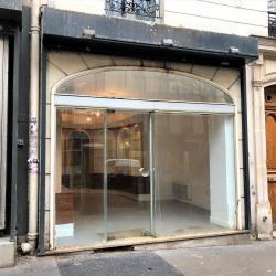 Location Local commercial Paris 19ème 40 m²