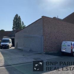 Location Local d'activités Tourcoing 132 m²