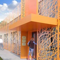 Location Bureau Romagnat 71 m²