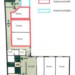 Location Bureau Paris 8ème 129 m²