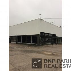 Location Local d'activités Velaine-en-Haye 800 m²