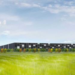 Location Entrepôt Louvres 30000 m²
