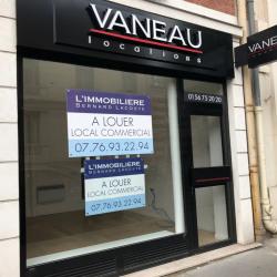 Location Local commercial Paris 16ème 21,9 m²