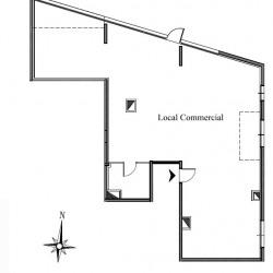 Vente Local commercial Blagnac 137 m²