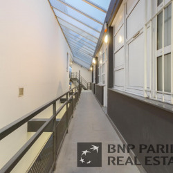 Location Bureau La Plaine Saint Denis 846 m²