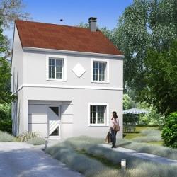 Maison  4 pièces + Terrain  320 m² Meaux