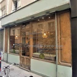 Location Local commercial Paris 2ème 61 m²