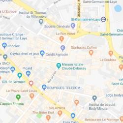 Location Local commercial Saint-Germain-en-Laye 40 m²