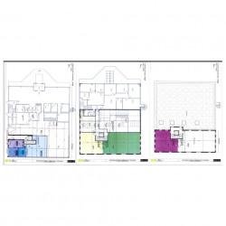 Location Bureau Metz 429 m²