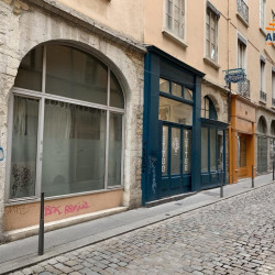 Location Local commercial Lyon 1er 50 m²