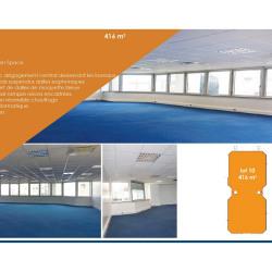Location Bureau Noisy-le-Grand 2155 m²