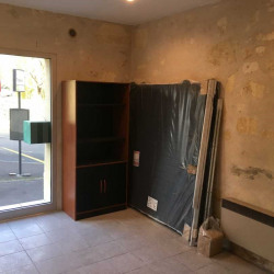 Location Local commercial Bordeaux 28 m²