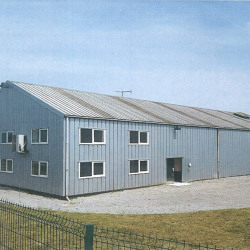 Location Entrepôt Magny-en-Vexin 614 m²