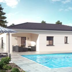 Maison  4 pièces + Terrain  1100 m² Caumont