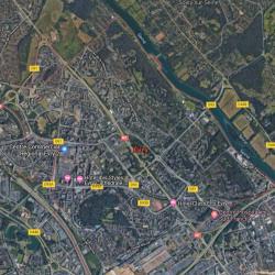 Location Terrain Évry 10000 m²