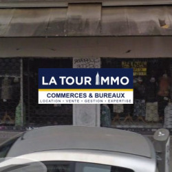 Vente Local commercial Paris 10ème 98 m²