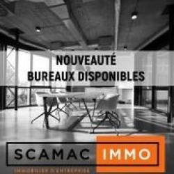 Location Bureau Bussy-Saint-Georges 107 m²