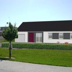 Maison  4 pièces + Terrain  670 m² Lucheux