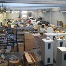 Location Entrepôt Mantes-la-Ville 1000 m²