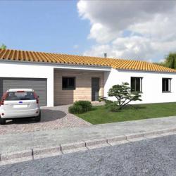 Maison  5 pièces + Terrain  591 m² Saint-Gelais