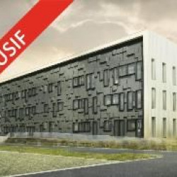 Location Bureau Crolles 2300 m²