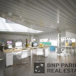 Location Bureau Nantes 1765 m²