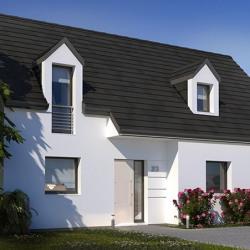 Maison  5 pièces + Terrain  350 m² Fosses