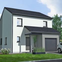 Maison  5 pièces + Terrain  460 m² Homecourt