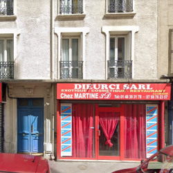 Location Local commercial Aubervilliers 80 m²