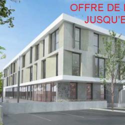 Vente Bureau Vendargues 2156,6 m²