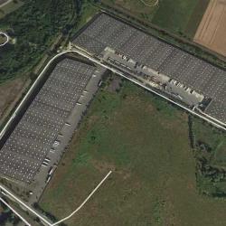 Location Entrepôt Bruyères-sur-Oise 4960 m²