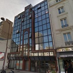 Location Bureau Paris 17ème 117 m²