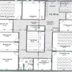 Vente Bureau Bruges 505 m²