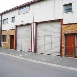 Location Local d'activités Aubervilliers 667 m²