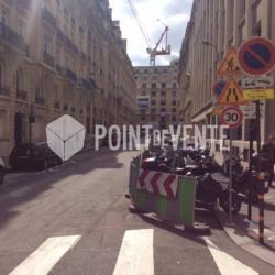 Cession de bail Local commercial Paris 9ème 93 m²