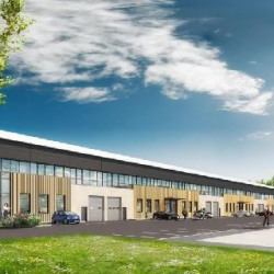 Location Local commercial Gennevilliers 444 m²