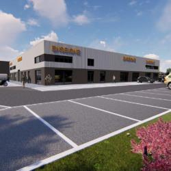 Location Local commercial Pont-à-Marcq 878 m²