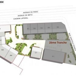 Location Local d'activités Romainville 5101 m²