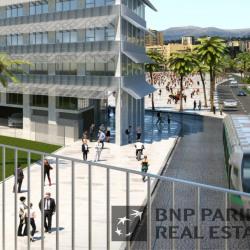 Location Bureau Nice 3258 m²