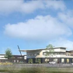Location Local d'activités Saint-Cyr-l'École 884 m²