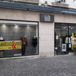 Location Local commercial Romans-sur-Isère 150 m²