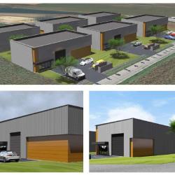 Vente Entrepôt Grentheville 237 m²