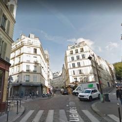 Location Local commercial Paris 18ème 35 m²