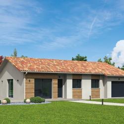 Maison  4 pièces + Terrain  1001 m² Chevanceaux